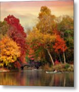 Bank Rock Bay Metal Print