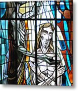 Baptism Of Jesus  Metal Print