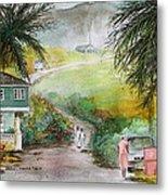 Barbados Metal Print