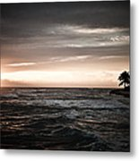 Barbers Point Metal Print by Jason Bartimus