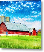 Bardstown Kentucky Metal Print by Darren Fisher