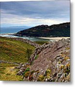 Barmouth Estuary Metal Print