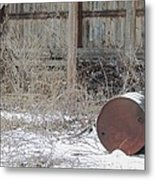Barn #38 Metal Print