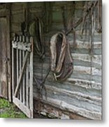 Barn - Carthage Missouri Metal Print