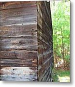 Barn Side Story Metal Print