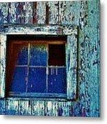 Barn Window 1 Metal Print