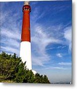 Barnaget Lighthouse Metal Print