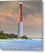 Barnegat Abstract Metal Print