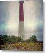 Barnegat Lighthouse Dawn Metal Print