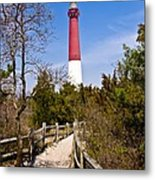 Barnegat Lighthouse II Metal Print