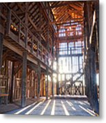 Barnwood Cathedral Metal Print