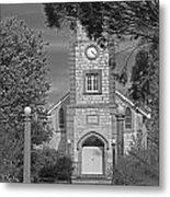 Barossa Valley Church Metal Print by Gordon  Grimwade