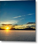 Barren Valley Metal Print