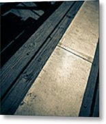 Baseball Field 6 Metal Print