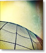 Baseball Field 8 Metal Print