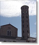 Basilica Of Sant'apollinare In Classe Metal Print