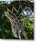 Basket - Featured 3 Metal Print