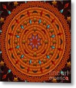Basket Weaving 2012 Metal Print