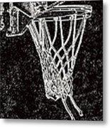 Basketball Years Metal Print