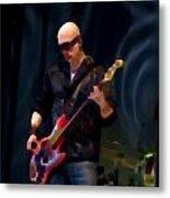 Bass  Guitar Metal Print by Tony Reddington