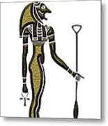 Bastet - Goddess Of Ancient Egypt Metal Print