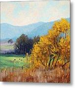Bathurst Landscape Metal Print