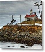 Battery Point Lighthouse 1 B Metal Print