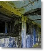 Battery Russell Oregon 4 Metal Print