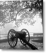 Battle Above The Clouds Revisited Metal Print