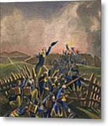 Battle Of Stony Point, 1779 Metal Print by Granger