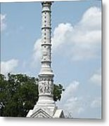 Battle Of Yorktown Monument Metal Print