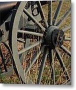 Battlefield Cannon  Metal Print