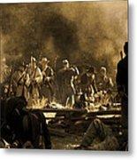 Battle's End D0426 Metal Print