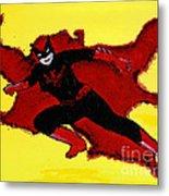 Batwoman Metal Print