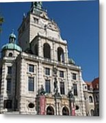 Bavarian National Museum Metal Print