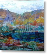 Bay Blues 183 Metal Print