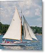 Bay Lady 1270 Metal Print