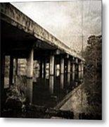Bay View Bridge Metal Print by Scott Pellegrin