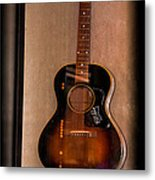 Bb King's Guitar Metal Print