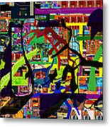 be a good friend to those who fear Hashem 16 Metal Print by David Baruch Wolk
