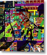be a good friend to those who fear Hashem 17 Metal Print by David Baruch Wolk