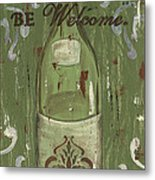 Be Our Guest Metal Print
