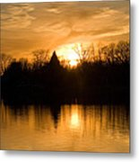Be Still And Know Metal Print