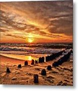 Beach 5 Metal Print