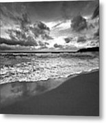 Beach 9 Metal Print