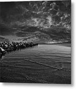 Beach 7 Metal Print