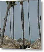Beach Bums  Metal Print