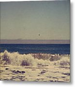 Beach Days Metal Print by Laurie Search