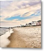 Beach Haven Metal Print