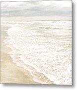 Beach Serenity Metal Print